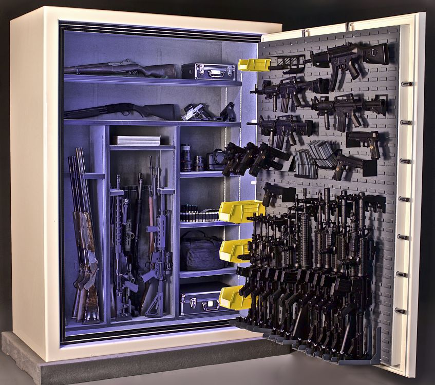 Gun Safes    Need or not? - White Hat Holsters